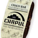 chapul chaco bar, edible insects