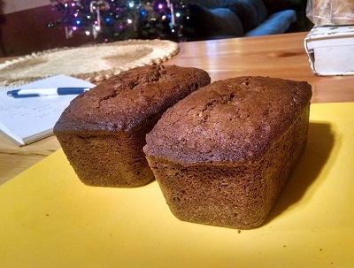 Good Ol' Sweet Potato Cricket Flour Bread