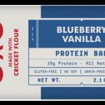 Exo Blueberry Vanilla Cricket Bar