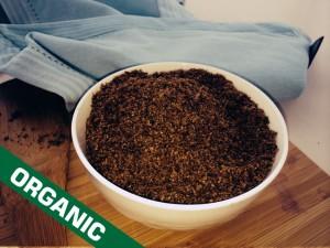 organic meal worm flour