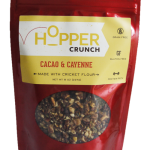 Cricket Granola Review: Cacao & Cayenne Hopper Crunch