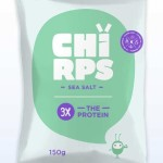 Chirps Cricket Chips Review:  Sea Salt Chirps