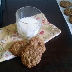 Old-fashioned Oatmeal Cricket Cookies